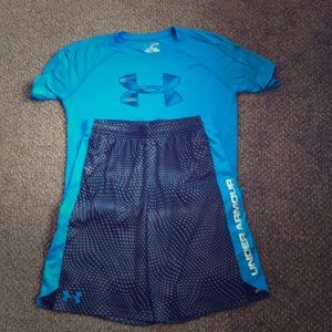 Under Armour Youth XL Outfit